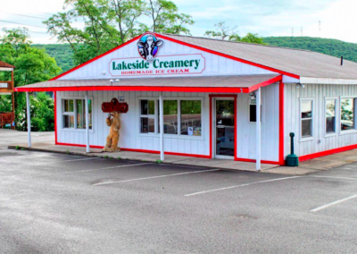 Lakeside Creamery Deep Creek Lake MD